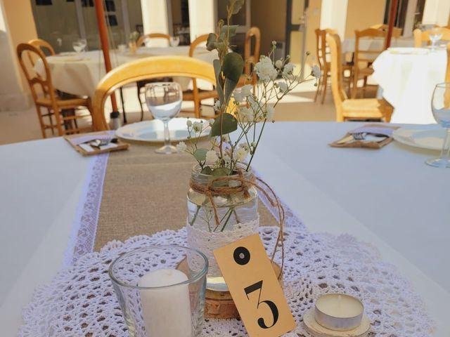 Le mariage de Brian et Colomba à Montauroux, Var 14
