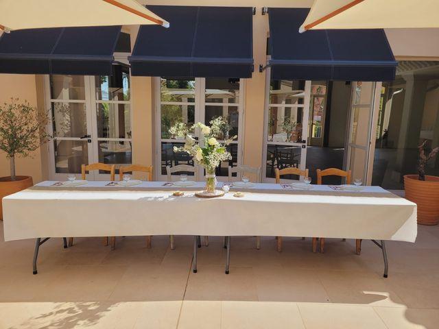 Le mariage de Brian et Colomba à Montauroux, Var 17