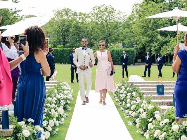 Le mariage de Nathanaël et Evelyne à Breuillet, Essonne 37