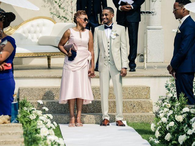Le mariage de Nathanaël et Evelyne à Breuillet, Essonne 39