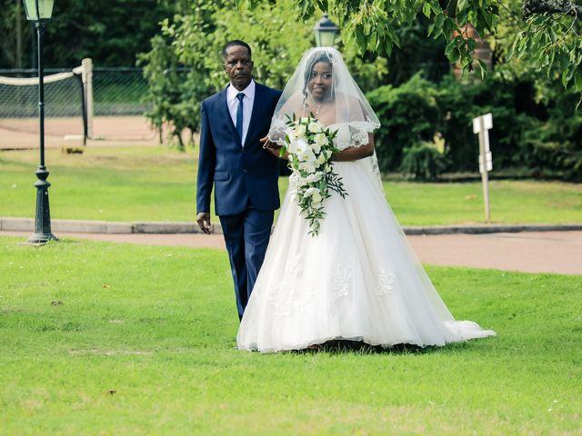 Le mariage de Nathanaël et Evelyne à Breuillet, Essonne 40