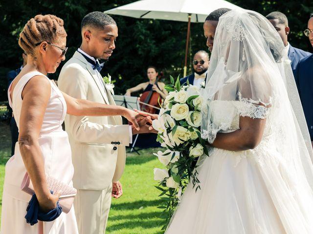 Le mariage de Nathanaël et Evelyne à Breuillet, Essonne 43