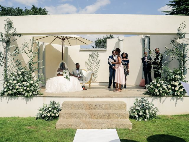 Le mariage de Nathanaël et Evelyne à Breuillet, Essonne 48