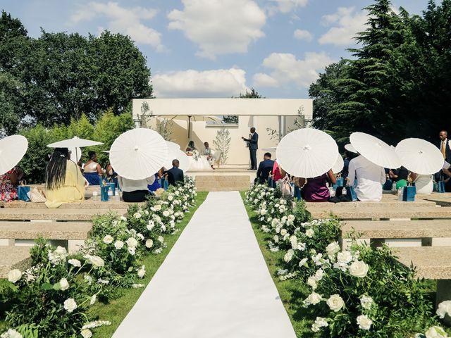 Le mariage de Nathanaël et Evelyne à Breuillet, Essonne 67