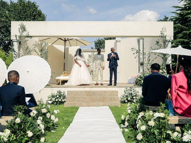 Le mariage de Nathanaël et Evelyne à Breuillet, Essonne 82