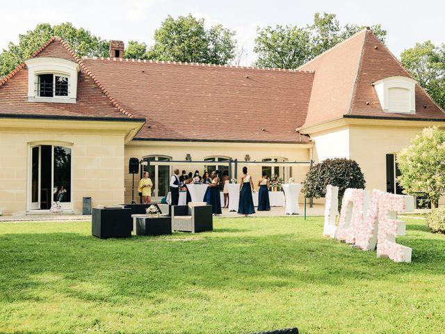 Le mariage de Nathanaël et Evelyne à Breuillet, Essonne 96
