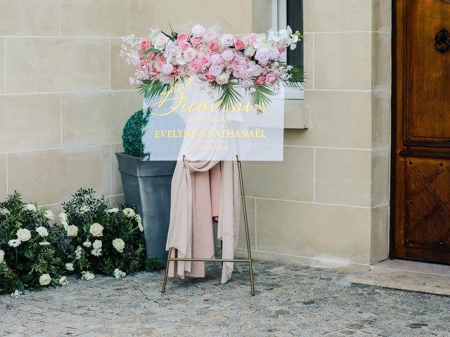 Le mariage de Nathanaël et Evelyne à Breuillet, Essonne 97