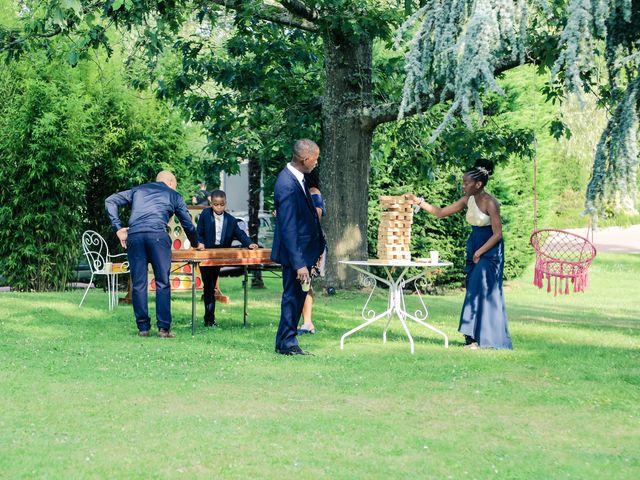 Le mariage de Nathanaël et Evelyne à Breuillet, Essonne 100
