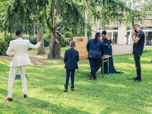Le mariage de Nathanaël et Evelyne à Breuillet, Essonne 106