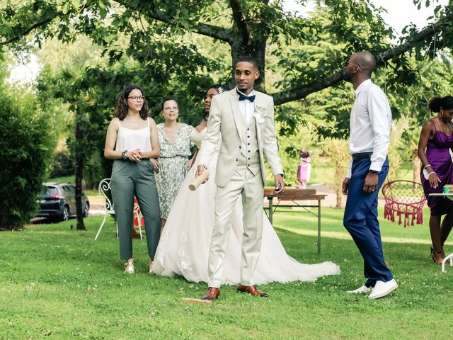 Le mariage de Nathanaël et Evelyne à Breuillet, Essonne 108