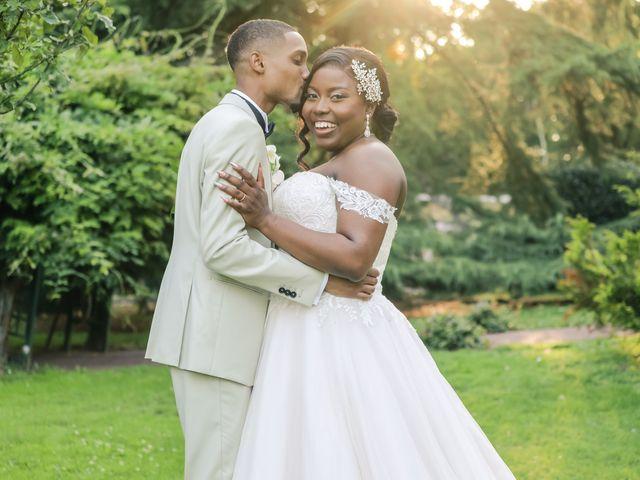 Le mariage de Evelyne et Nathanaël