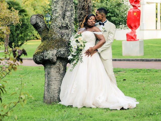 Le mariage de Nathanaël et Evelyne à Breuillet, Essonne 119