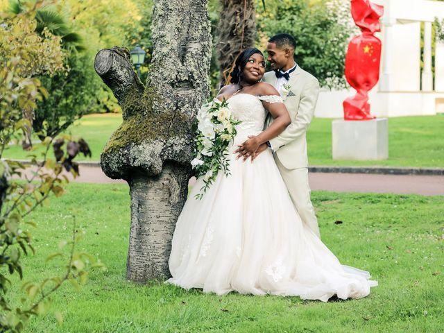 Le mariage de Nathanaël et Evelyne à Breuillet, Essonne 120