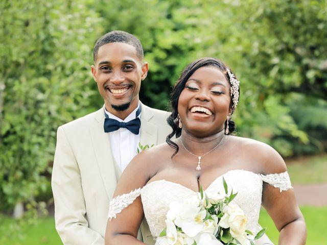 Le mariage de Nathanaël et Evelyne à Breuillet, Essonne 121