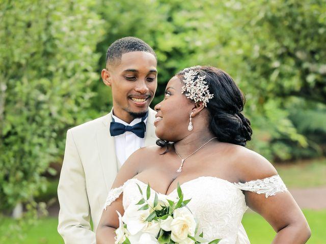 Le mariage de Nathanaël et Evelyne à Breuillet, Essonne 122