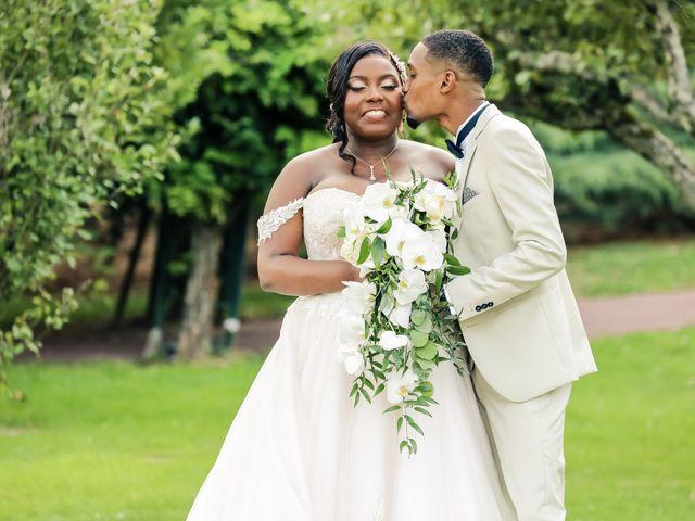 Le mariage de Nathanaël et Evelyne à Breuillet, Essonne 124