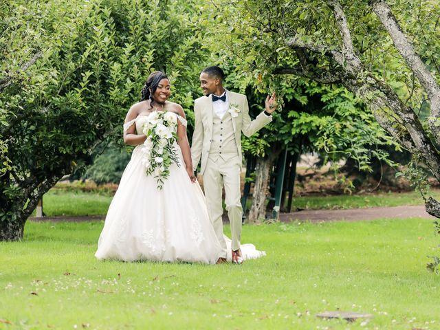 Le mariage de Nathanaël et Evelyne à Breuillet, Essonne 125