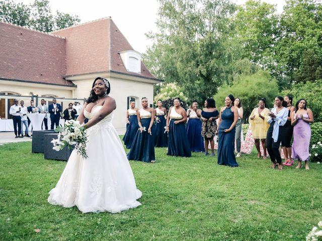 Le mariage de Nathanaël et Evelyne à Breuillet, Essonne 133
