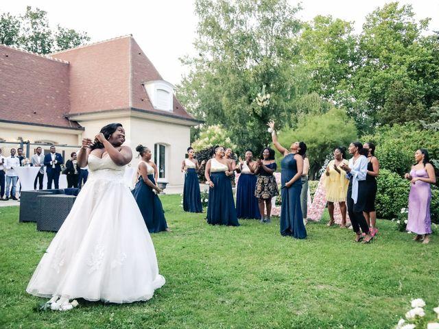 Le mariage de Nathanaël et Evelyne à Breuillet, Essonne 134