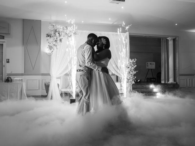 Le mariage de Nathanaël et Evelyne à Breuillet, Essonne 162