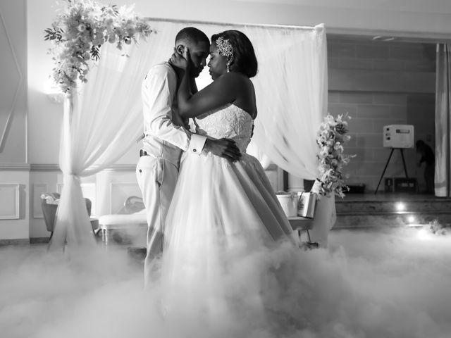 Le mariage de Nathanaël et Evelyne à Breuillet, Essonne 163