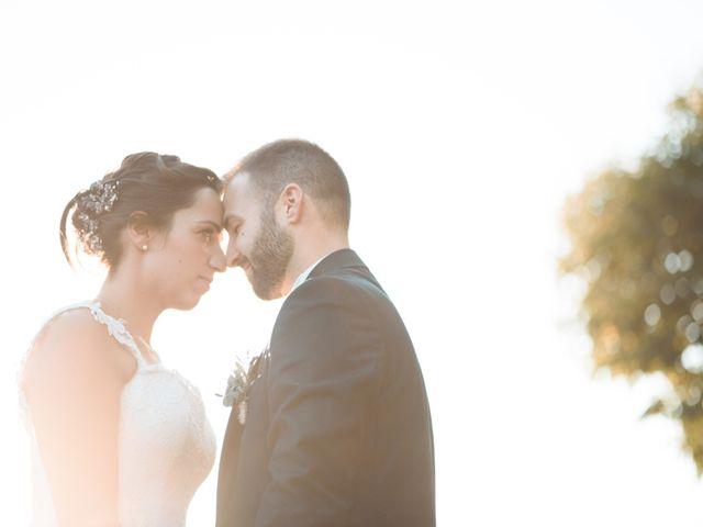 Le mariage de Florian et Maryline à Mézin, Lot-et-Garonne 1