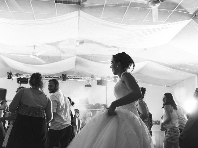 Le mariage de Florian et Maryline à Mézin, Lot-et-Garonne 8
