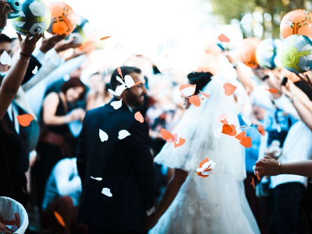 Le mariage de Florian et Maryline à Mézin, Lot-et-Garonne 46