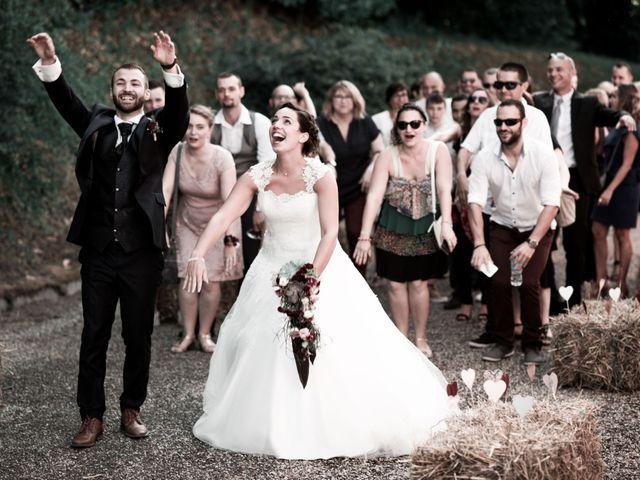 Le mariage de Florian et Maryline à Mézin, Lot-et-Garonne 76