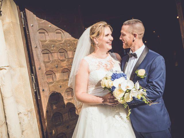 Le mariage de Amandine et Christophe