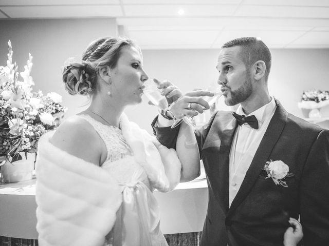 Le mariage de Christophe et Amandine à Deuil-la-Barre, Val-d'Oise 8