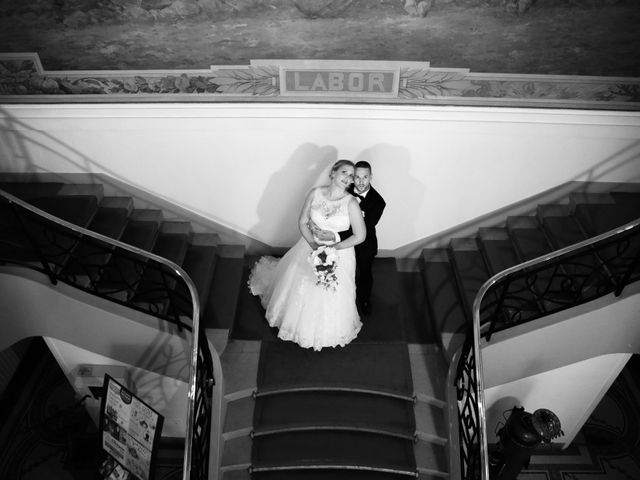 Le mariage de Christophe et Amandine à Deuil-la-Barre, Val-d'Oise 9