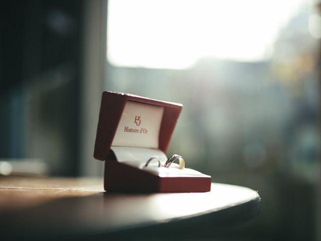 Le mariage de Larry et Marina à Valmondois, Val-d'Oise 6