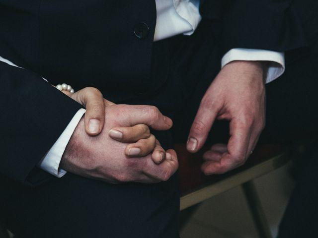 Le mariage de Larry et Marina à Valmondois, Val-d'Oise 8