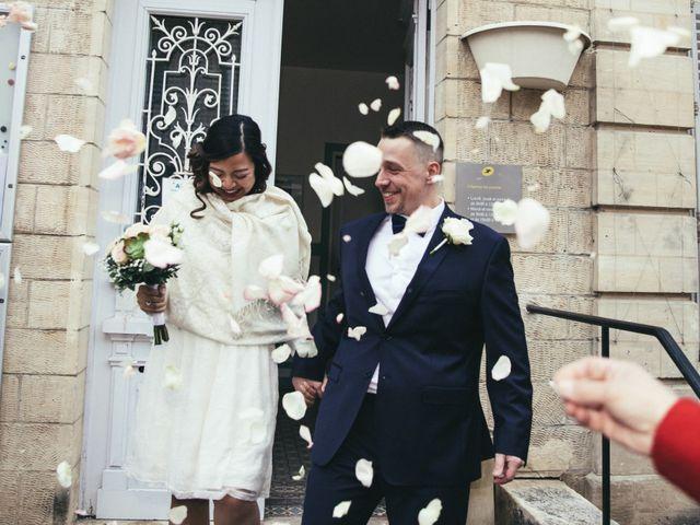 Le mariage de Larry et Marina à Valmondois, Val-d'Oise 11
