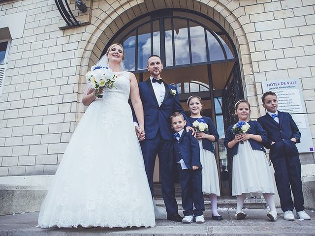 Le mariage de Christophe et Amandine à Deuil-la-Barre, Val-d'Oise 16