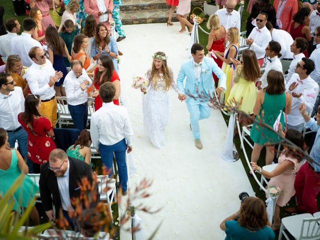 Le mariage de Arthur et Delphine à Hyères, Var 7