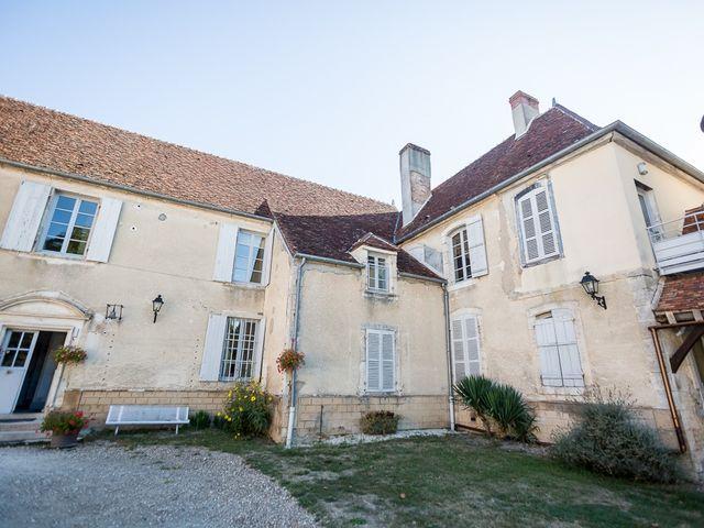 Le mariage de Julien et Pauline à Clamecy, Nièvre 1