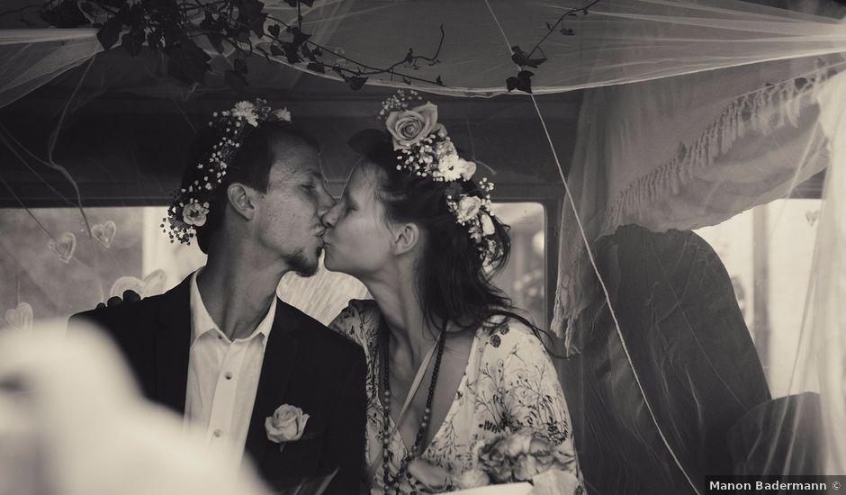 Le mariage de Sergey et Irina à Labaroche, Haut Rhin