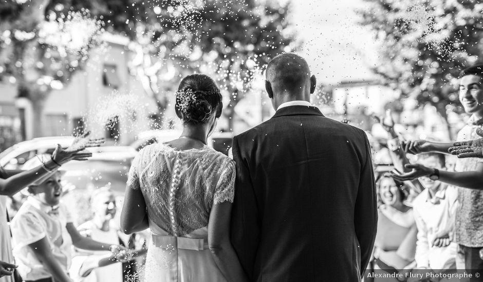 Le mariage de Jean-Aimable et Corinne à Cazouls-lès-Béziers, Hérault