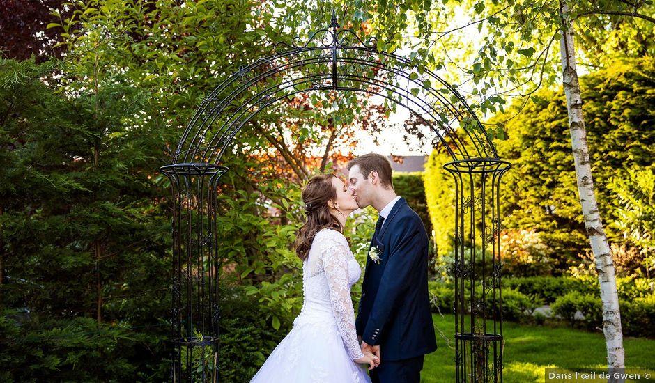 Le mariage de Alexandre et Leslie à Templeuve, Nord