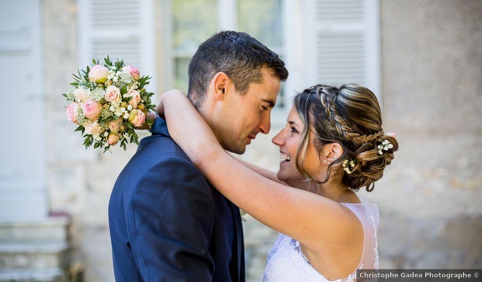 Le mariage de Julien et Pauline à Clamecy, Nièvre