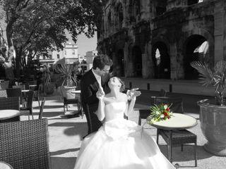 Le mariage de Fanny et Alexandre