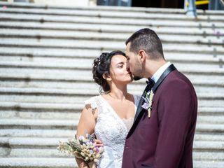 Le mariage de Mélanie et Jean-Michaël