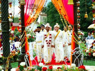 Le mariage de Marine et Jeyaganesh 2