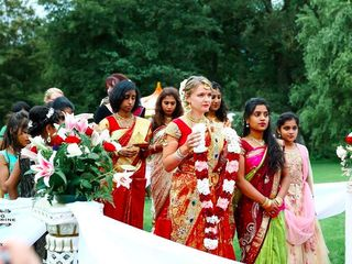 Le mariage de Marine et Jeyaganesh 3
