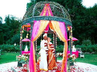 Le mariage de Marine et Jeyaganesh