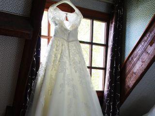 Le mariage de Clélia et Frédéric 2