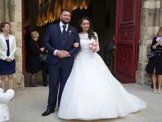 Le mariage de Clélia et Frédéric