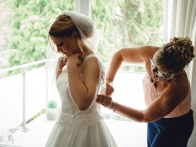 Le mariage de Lucas et Stéphanie à Huningue, Haut Rhin 9